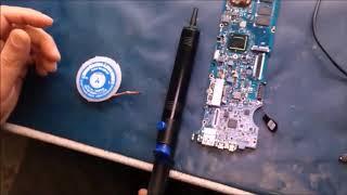 DC in Plug exchange Asus Zenbook UX32 A Ultrabook
