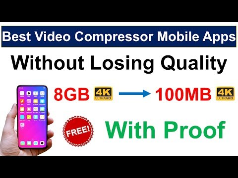 How To Reduce Video Size Without Losing Quality on Mobile | Best Video Compressor Apps For Android