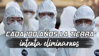 Cada 100 AÑOS la TIERRA intenta ELIMINARNOS - Mitad Robot