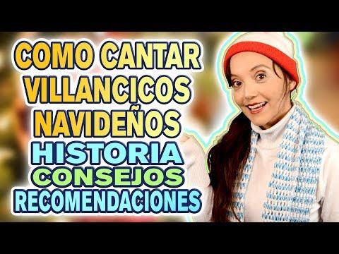 VILLANCICOS NAVIDEÑOS | COMO CANTAR | CECI SUAREZ Clases de Canto