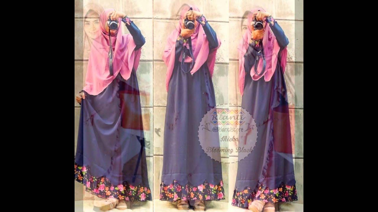 Fashion Style Hijab Syar 39 I Ala Selebritis Youtube