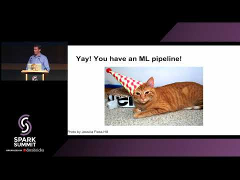 Extending Apache Spark ML: Adding Your Own Algorithms and Tools - Holden Karau and Nick Pentreath
