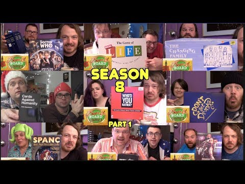 Beer And Board Games Season 8 Every Episode (7 HOURS - Part 1)