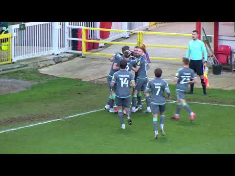 Swindon Fleetwood Town Goals And Highlights