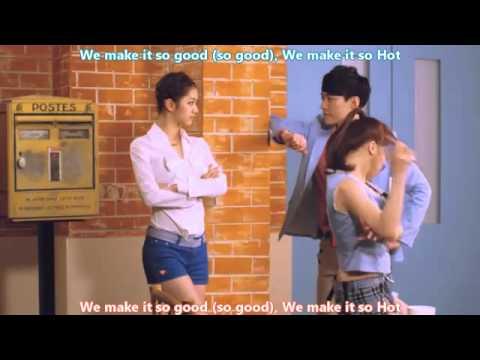 Girl's Day - Twinkle Twinkle MV [english+romanized+hangul]