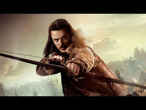 The Hobbit: The Desolation of Smaug - Luke Evans and Richard Armitage Interview