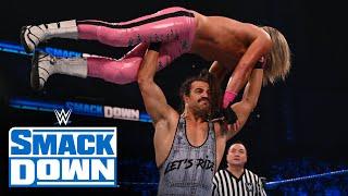 Rick Boogs vs. Dolph Ziggler: SmackDown, Sept. 3, 2021