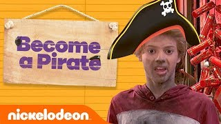 Talk Like A Pirate Day! ft. SpongeBob, The Loud House & More! | Nick