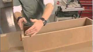 How To: Build A Tv Wall Unit For A Flat Screen Television