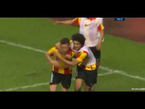 Inter Milan U17 1-2 Espérance Sportive de Tunis U17 (2018 Evergrande U17 Championship)