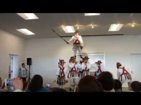 """Datina"" Romanian Folkloric Ensemble - Seattle WA"