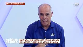 Os Donos da Bola Rio 12-11-19 - Programa completo