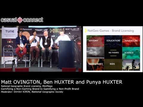 Gamifying a Non-Gaming Brand | KIRIN,OVINGTON, HUXTER, HUXTER