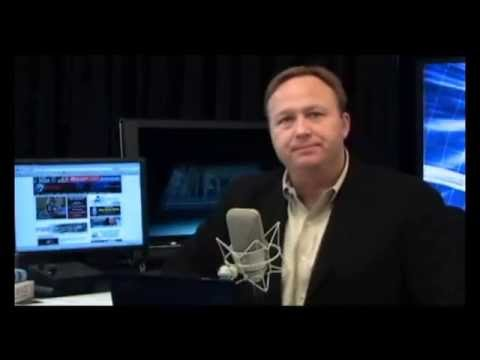 Buzz Aldrin on the Alex Jones Show 8/17/2009 - Apollo 11, NASA, Phobos Monolith