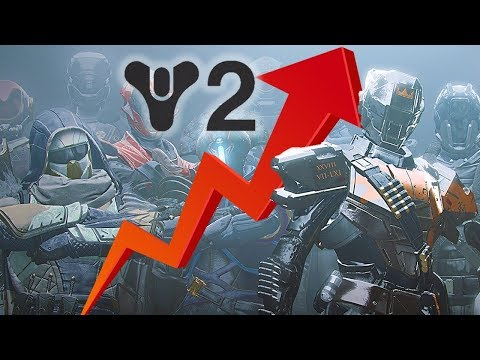 Destiny 2's Playerbase SKYROCKETS after New Update! - YouTube