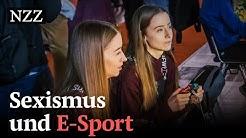 Hat der E-Sport ein Sexismus-Problem?