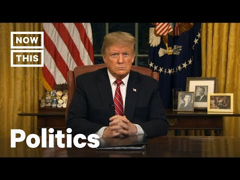 How Many Lies Did Trump Tell In His Immigration Speech | NowThis Mp3