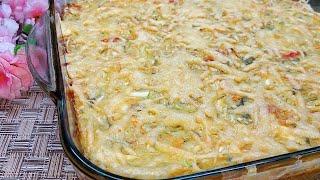 Вкусно Быстро и не дорого Вкуснятина из КАБАЧКА Капусты и Картошки Овощная запеканка в духовке