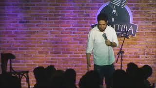 Diogo Almeida - Maconha e Relacionamentos - Stand-Up Comedy