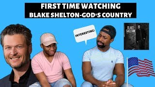 Blake Shelton - God's Country (Official Music Video) Reaction