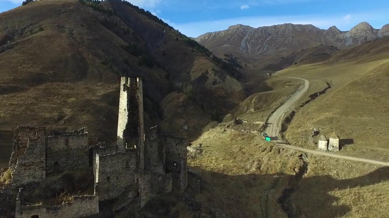 фото ингушские башни