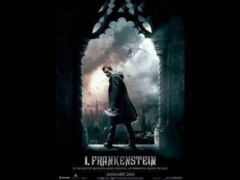 Я, Франкенштейн - HD Трелер 2014 Смотреть Онлайн