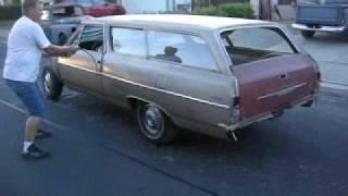 Norm's Bouncing 1964 2 door Chevelle wagon