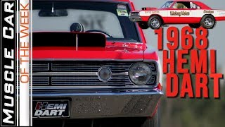 1968 Dodge Hemi Dart 426 Muscle Car Of The Week Video Episode 308 V8TV