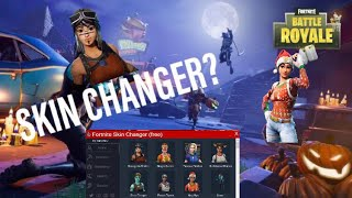 HOW TO HAVE RARE SKINS AT FORTNITE?-SKIN CHANGER