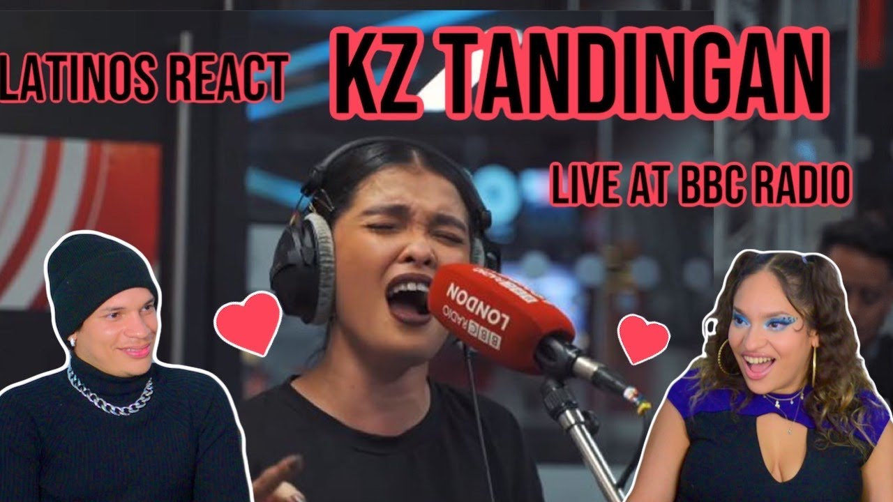 Latinos react to KZ TANDINGAN Nag-Iisa Naman LIVE At BBC Radio London| REACTION