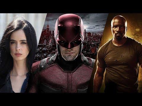 All marvel Netflix seasons RANKED!