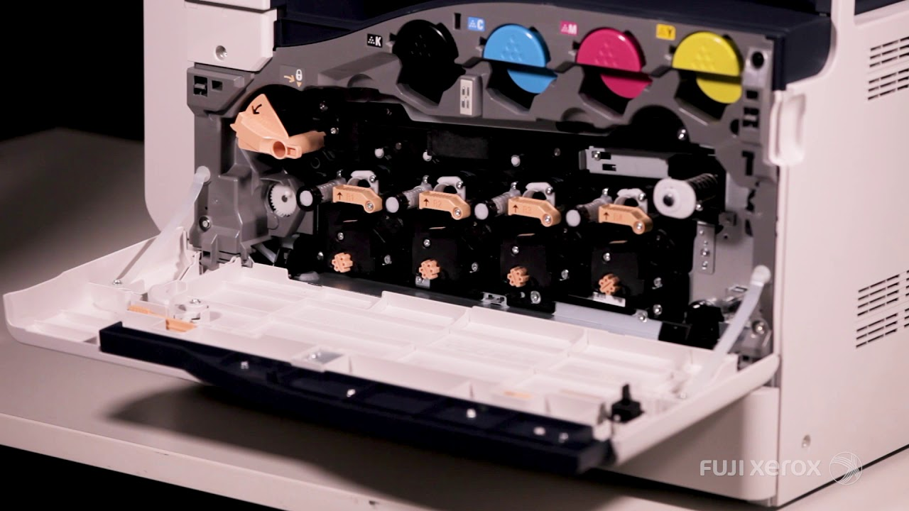 How To Clean the LED Print Head - DocuCentre SC 2022 -EN