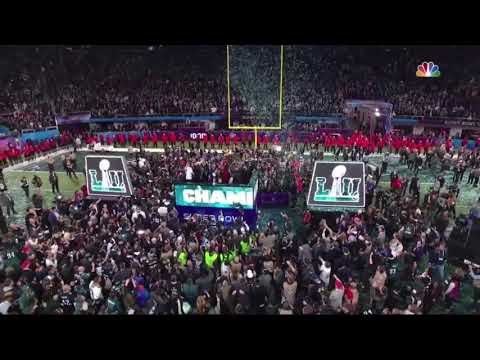 Nick Foles Super Bowl LII MVP Interview | Super Bowl 52 Highlights