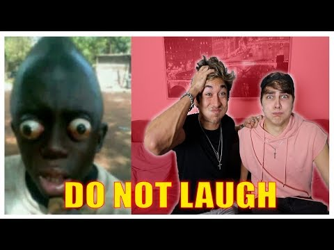 IF YOU LAUGH YOU'RE GOING TO HELL CHALLENGE! (SHOCK COLLAR)