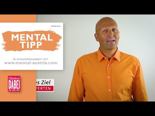 Oberland DABEI Mentaltipp - 22.09.2021