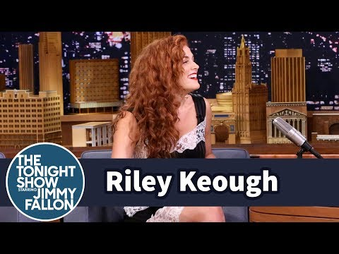 Riley Keough's Mom Loves Sending Her Dancing Gorilla Birthday Surprises