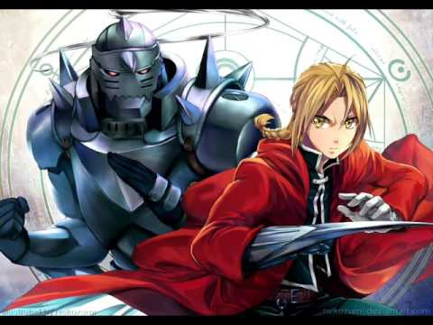 Fullmetal Alchemist opening 1- Mellisa (full)