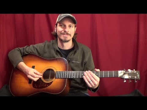 Finding a Song's Key on Guitar