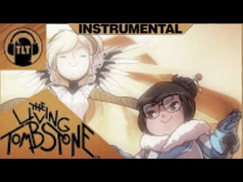 OVERWATCH: No Mercy (Instrumental) - The Living Tombstone