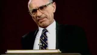 Milton Friedman - Odpowiedzialność za biedę. Napisy PL