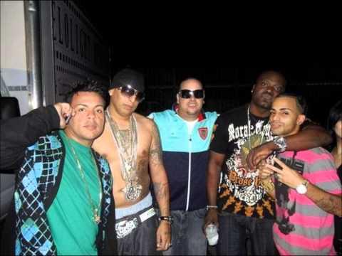 Ñengo flow ft Samy & falsetto ft DJ Luian (mixtape) - Yo se que tu quieres
