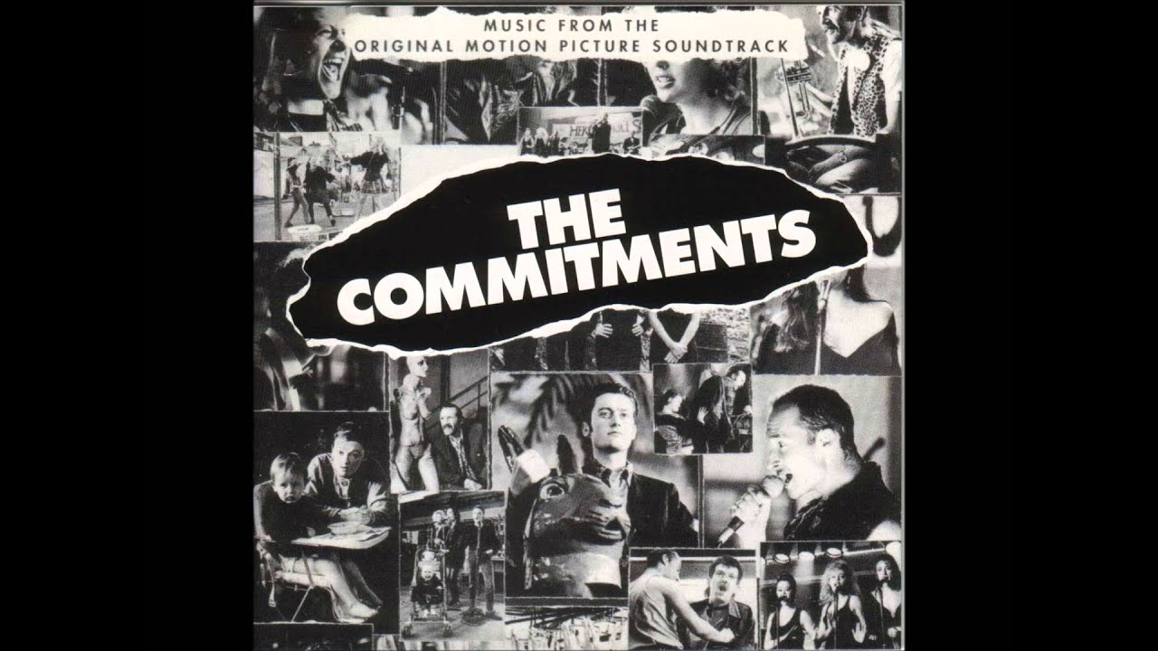 Destination Anywhere By The Commitments