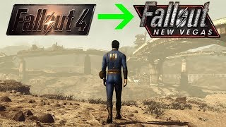 How to Create New Vegas in Fallout 4