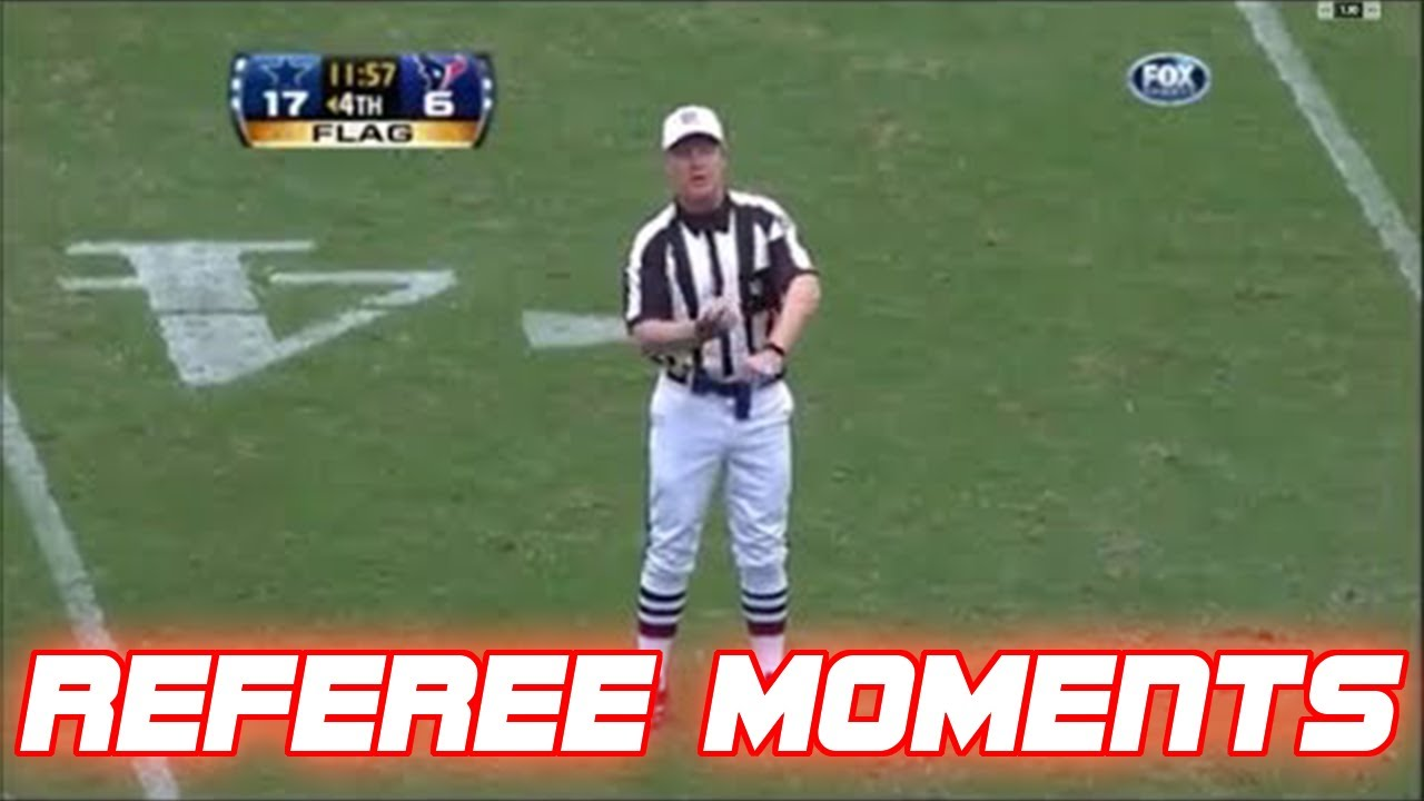 nfl-best-funniest-referee-moments