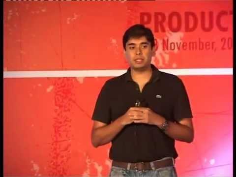 NASSCOM PRODUCT CONCLAVE 2012 - Naveen Tewari.