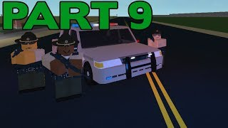Roblox FairHaven County Part 9 Patrolling With Fans