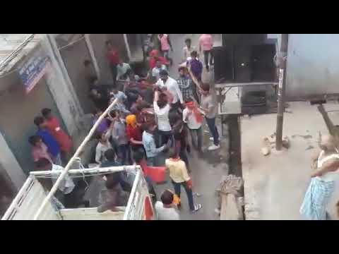 Hindu Ki Gundagardi Utter Pardesh Me