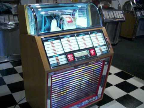 Seeburg B Jukebox