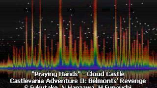 Praying Hands - Cloud Castle - Castlevania Adventure II: Belmonts
