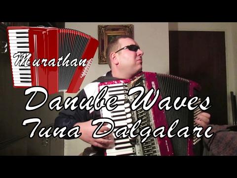 Tuna Dalgaları Valsi Akordeon, The Danube Waves Waltz (Ivanovici) Accordion, Fale Dunaju
